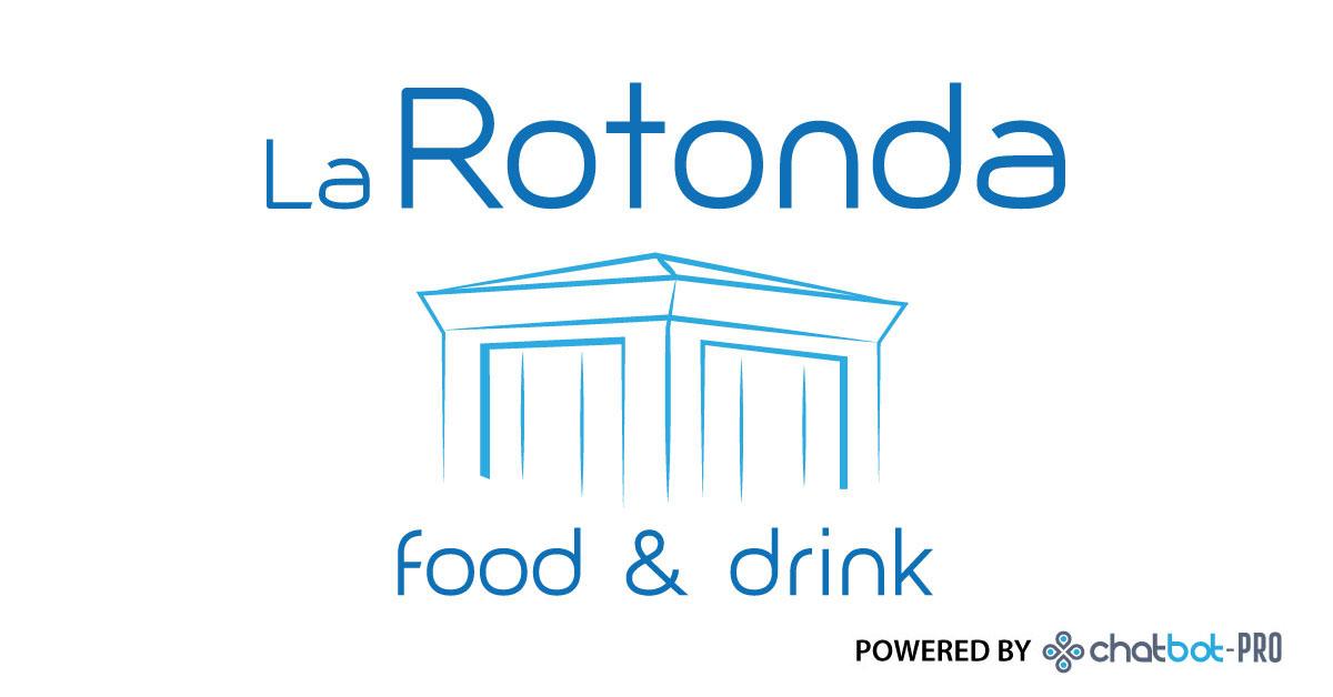 ChatBot - La Rotonda - Aperitivi e Lounge Bar