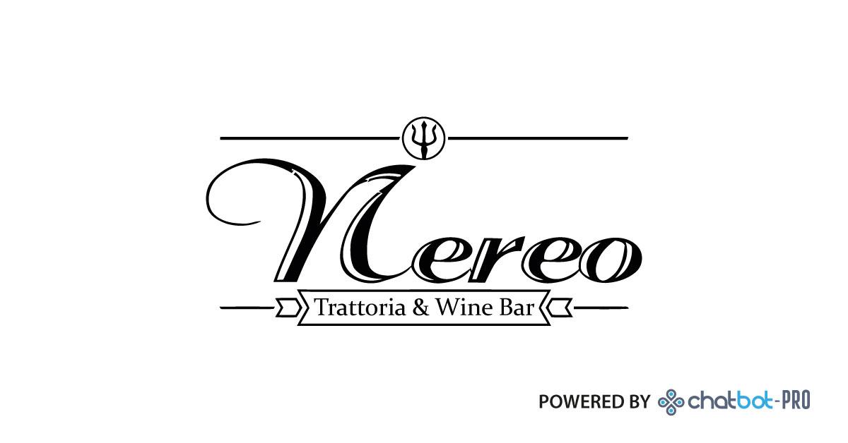 ChatBot - Trattoria Wine Bar Nereo - Patti Marina